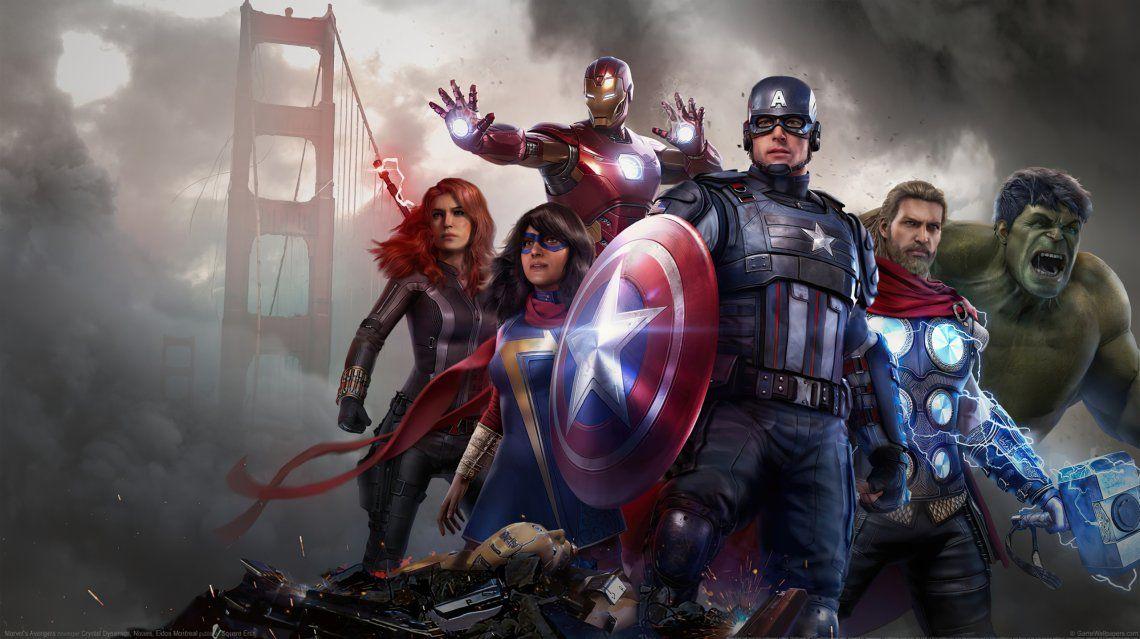 Reseña | Marvels Avengers: ¿el mejor videojuego de superhéroes del año?