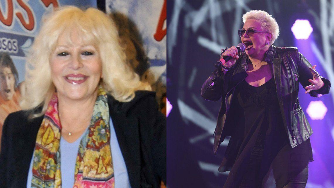 Cantando 2020: Carmen Barbieri se bajó del reality y la reemplazará Luisa Albinoni