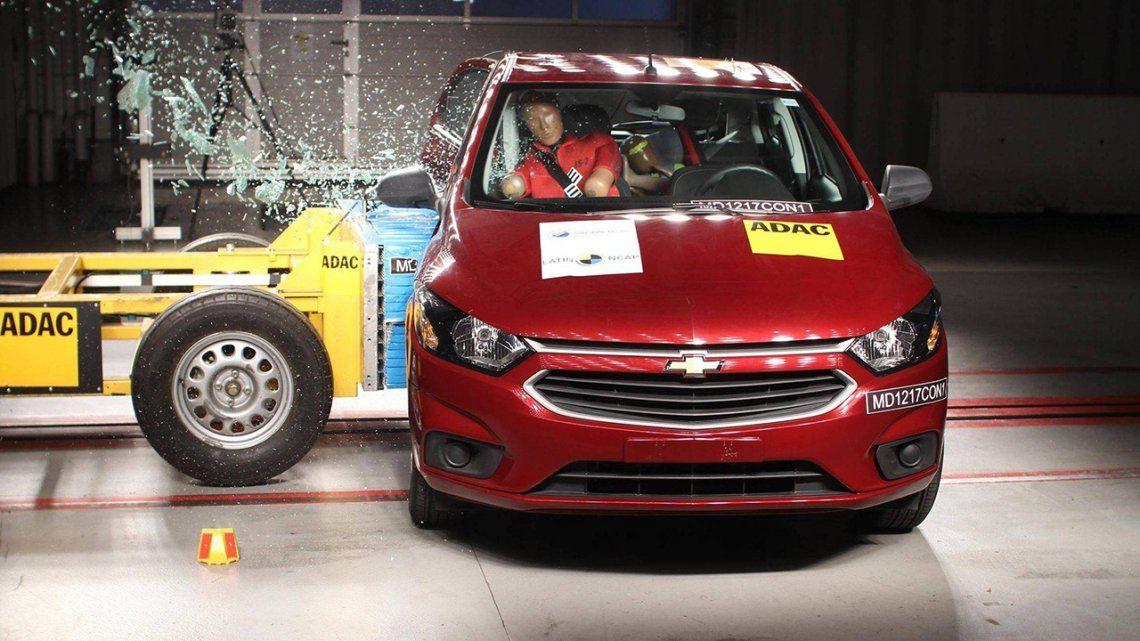 Por fallas en la seguridad, piden retirar del mercado 1.3 millones de Chevrolet Onix