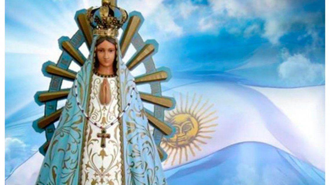 Dia de la Virgen de Luján
