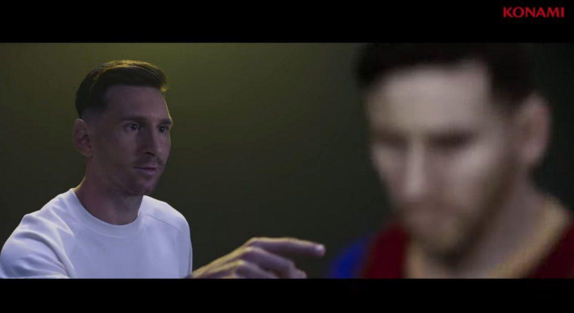 La vida de Messi, protagonista del trailer de lanzamiento del nuevo eFootball PES 2021