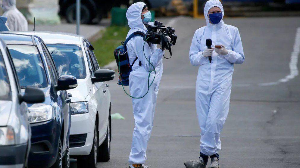 Al menos 366 periodistas murieron de coronavirus en el mundo