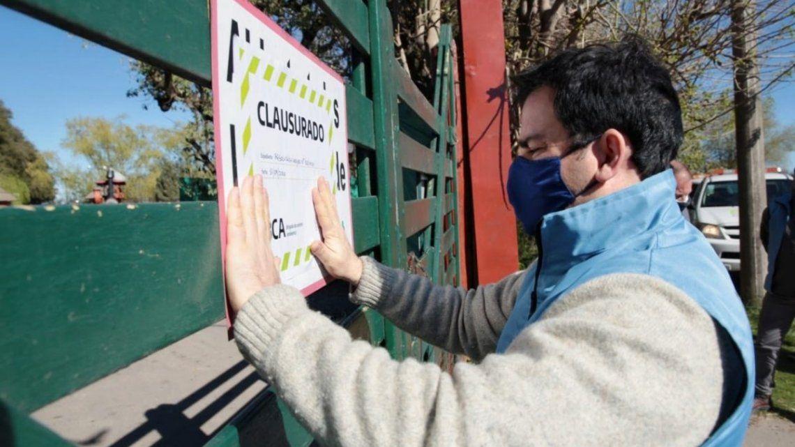 Clausura zoo de Luján: las autoridades tiene 10 días para presentar un plan de reconversión