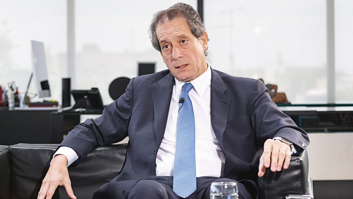No sabemos qué va a pasar con el blue, dijo el presidente del Banco Central
