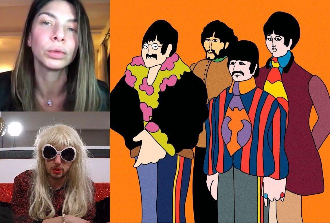 Quinto Beatle: lametáfora deRomina Gaetanipara revelar un encuentro sexual múltiple