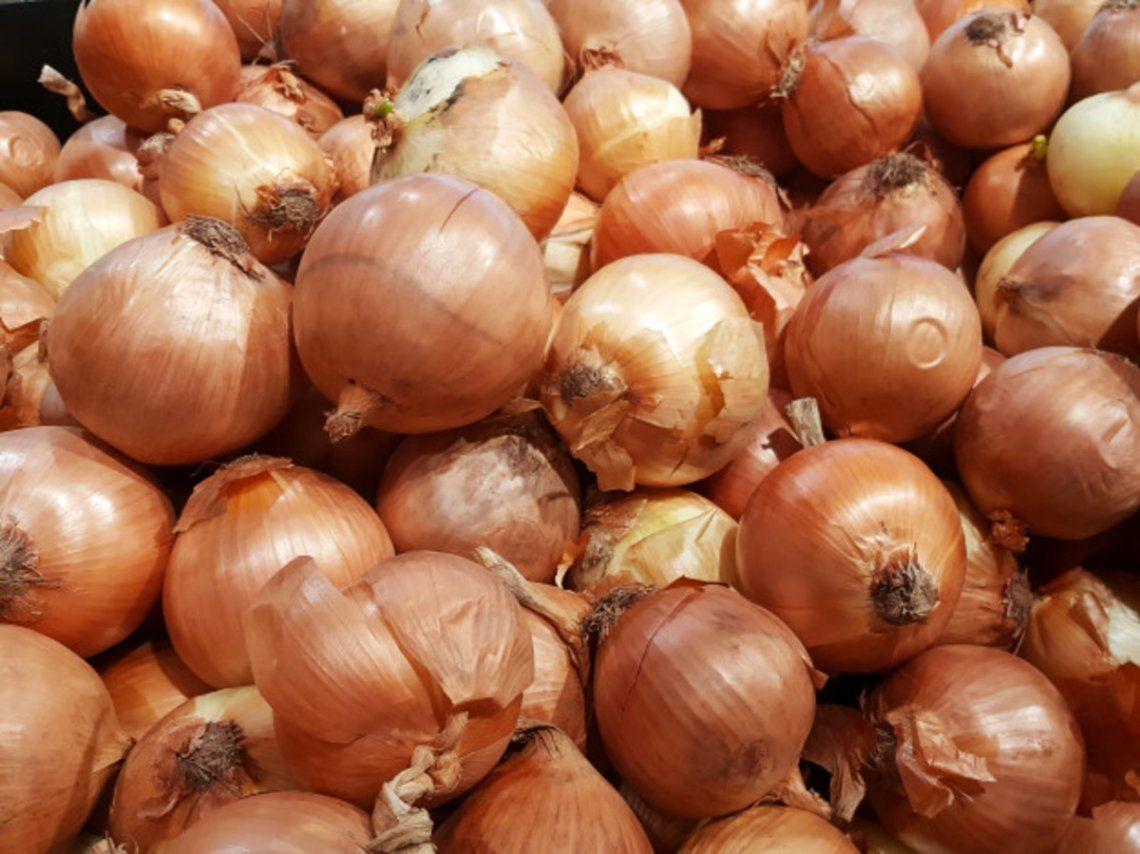 Precios para llorar: la cebolla subió 32%