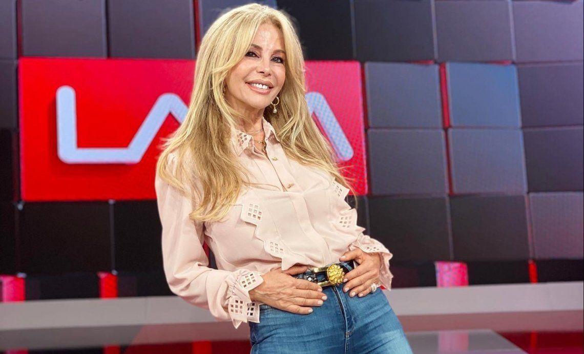 Graciela Alfano reveló que tuvo romances con Mauricio Macri y Carlos Menem