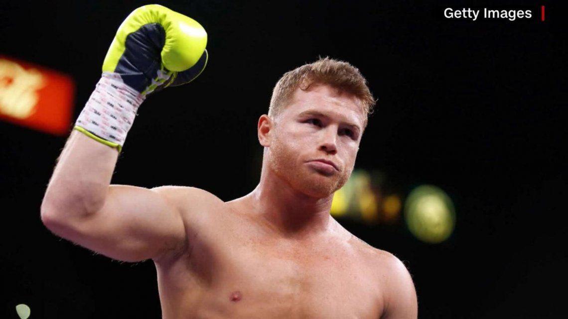 Boxeo: Canelo, un negocio fuera de contexto
