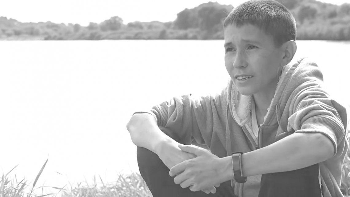 Denís Vashurin, el hombre ruso de 32 años que parece un adolescente