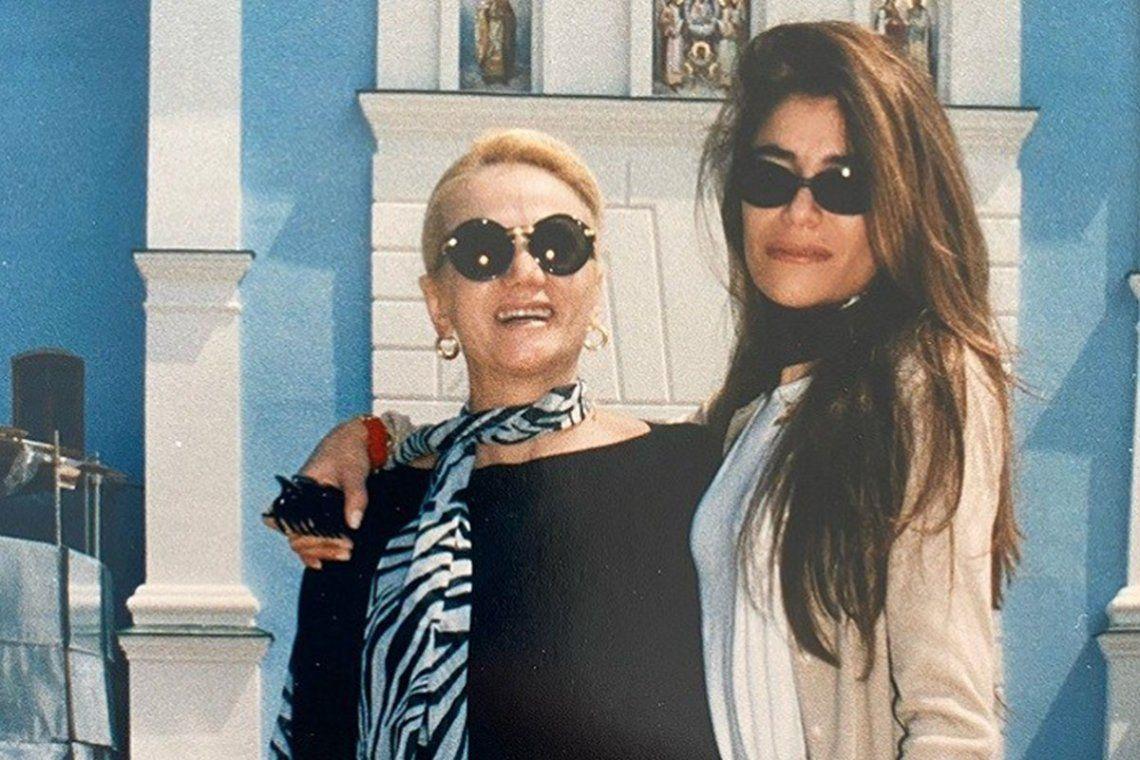 Zulemita Menem despidió a Elsa Serrano: Es un momento muy triste