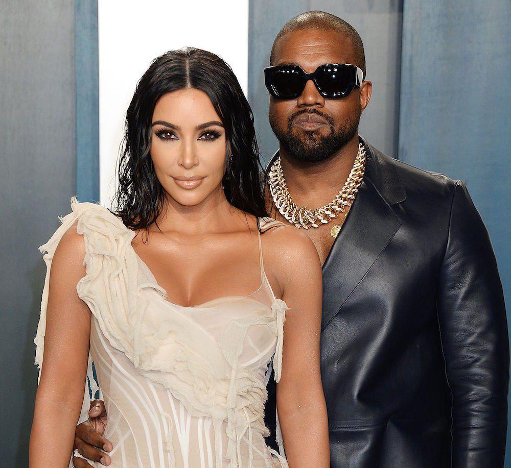 El esposo de Kim Kardashian, Kanye West, suspendido en Twitter por publicar información privada