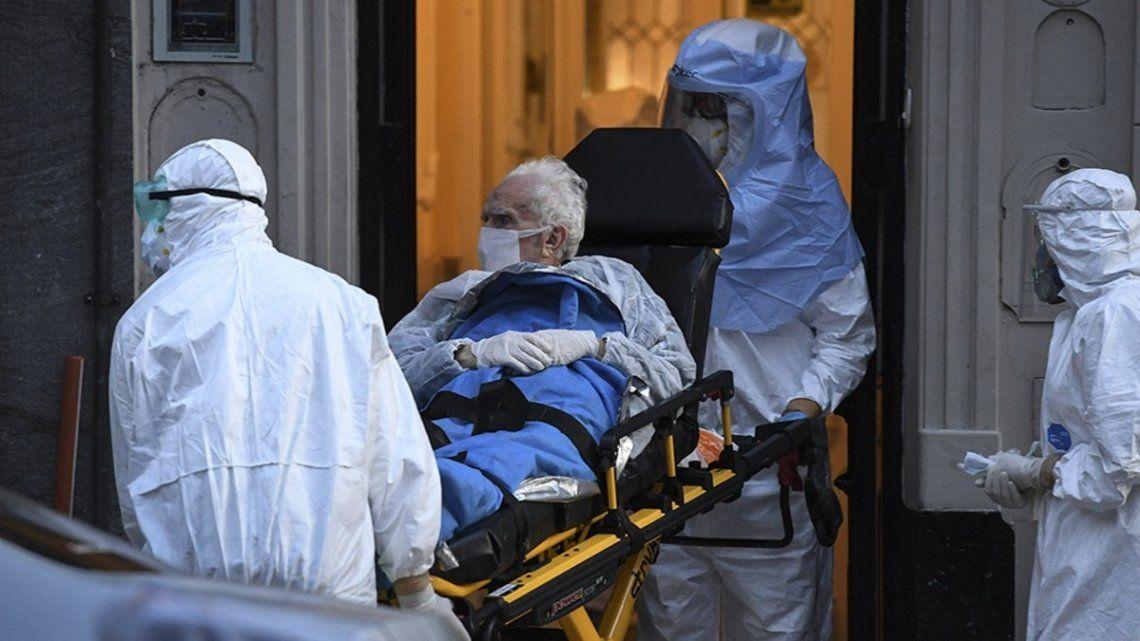 Coronavirus: Se superaron los 600.000 casos y en total murieron 12.460 personas