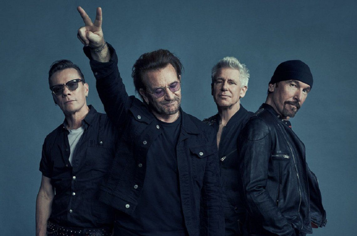 U2 compartirá material inédito y videos en 4K en Youtube