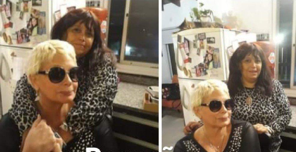 La Brujita de Quilmes, la mujer que curó a Carmen Barbieri de la culebrilla