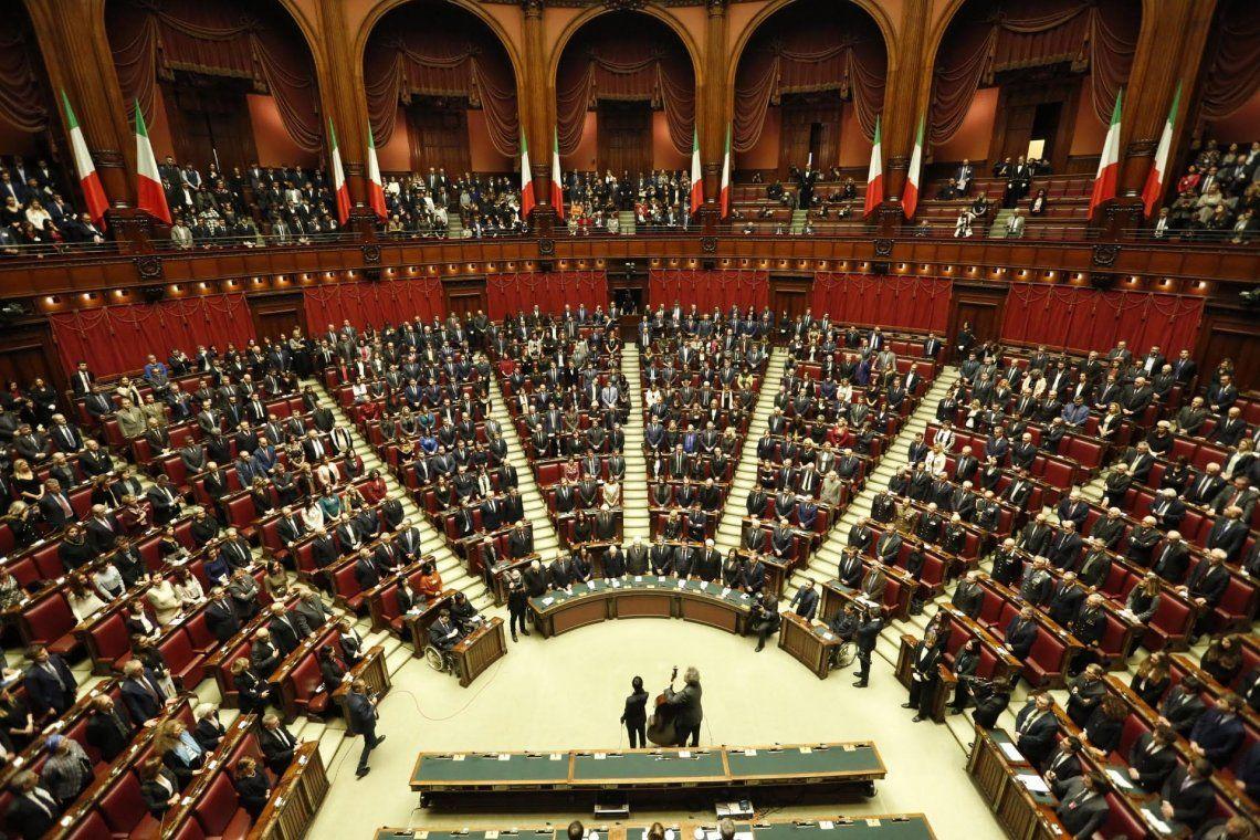 Italia decidirá a través de un referéndum si reduce la cantidad de legisladores