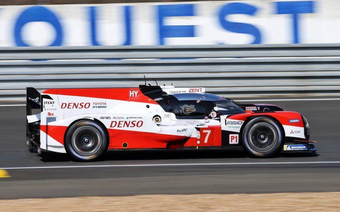 24 horas Le Mans: Pechito López se subió al podio en la 88va edición de la histórica carrera