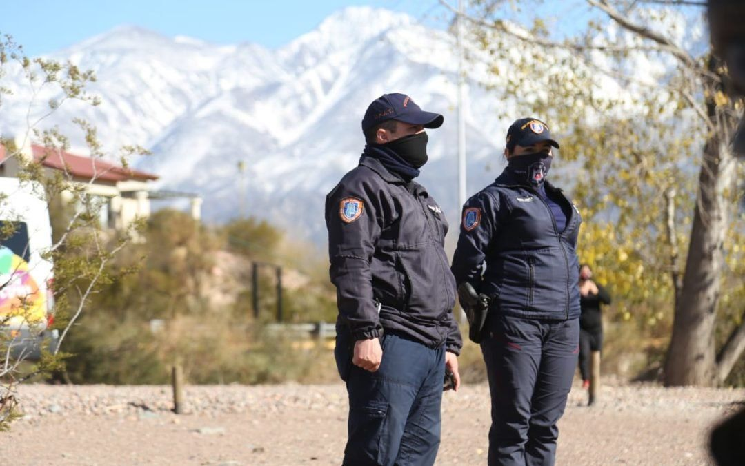 Coronavirus en Argentina | Mendoza: se fueron a la montaña para romper la cuarentena, pero los descubrió un helicóptero