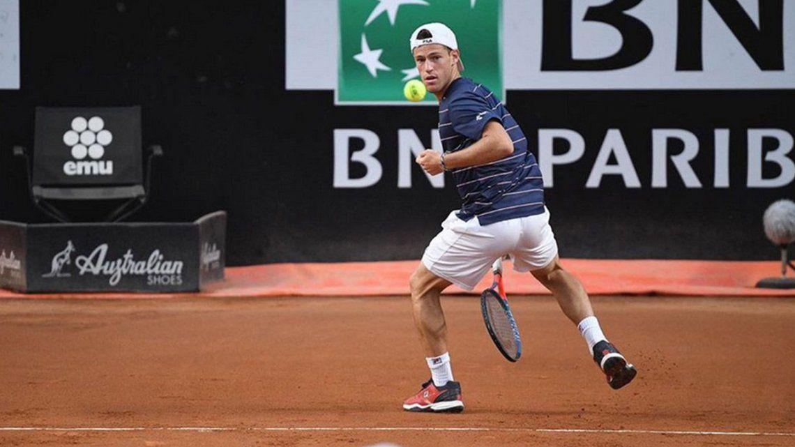 El Peque Schwartzman busca cerrar ante Djokovic la mejor semana de su carrera