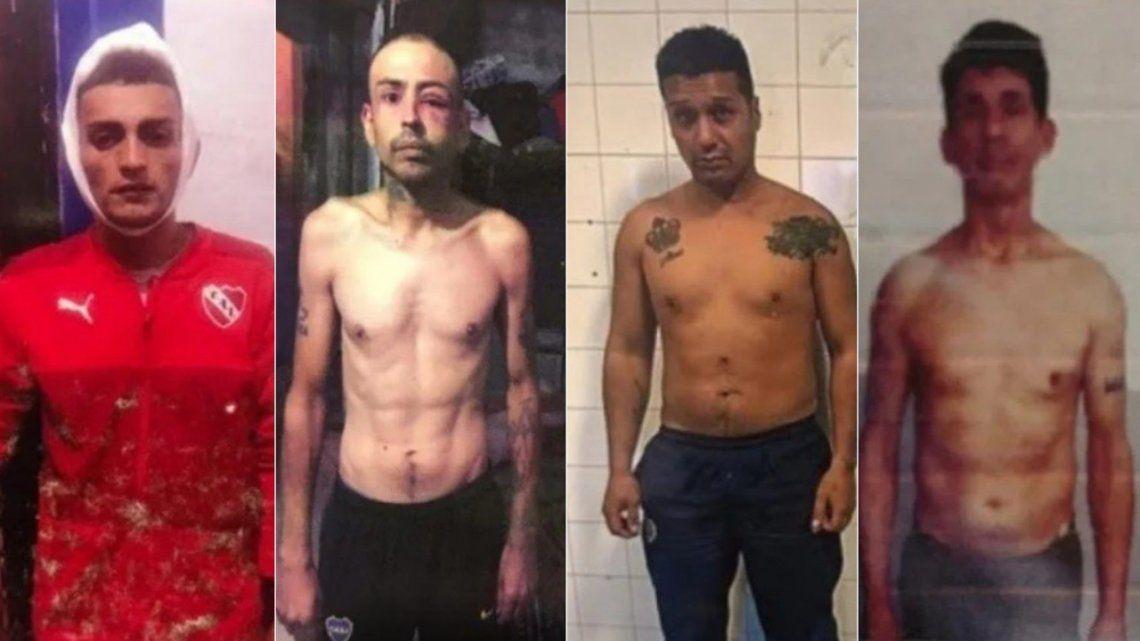Recapturan a uno de los cuatro presos que fugaron de una comisaría de José C. Paz