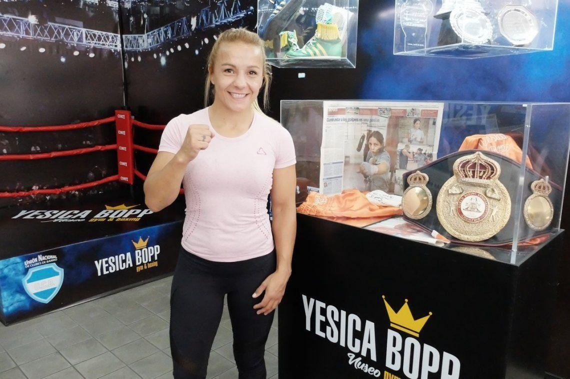 Yesica Tuti Bopp: La cuarentena me cambió la vida