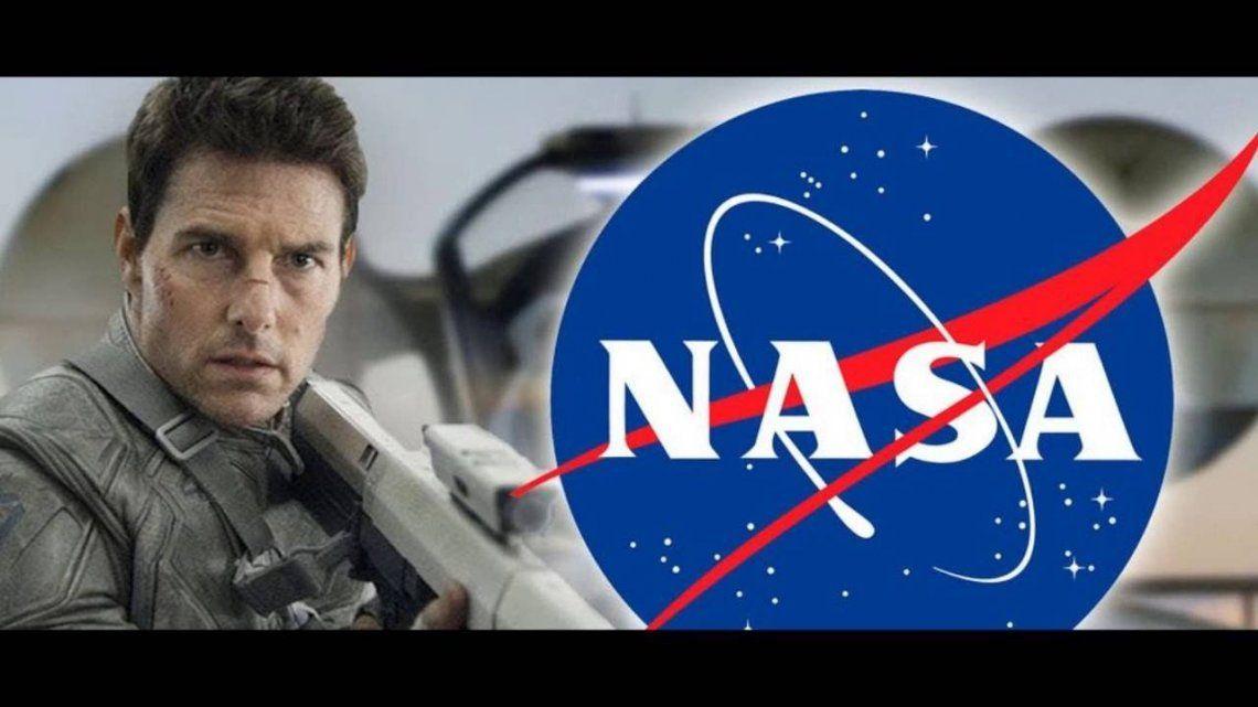 Tom Cruise viajará con la NASA al espacio para rodar su próxima película
