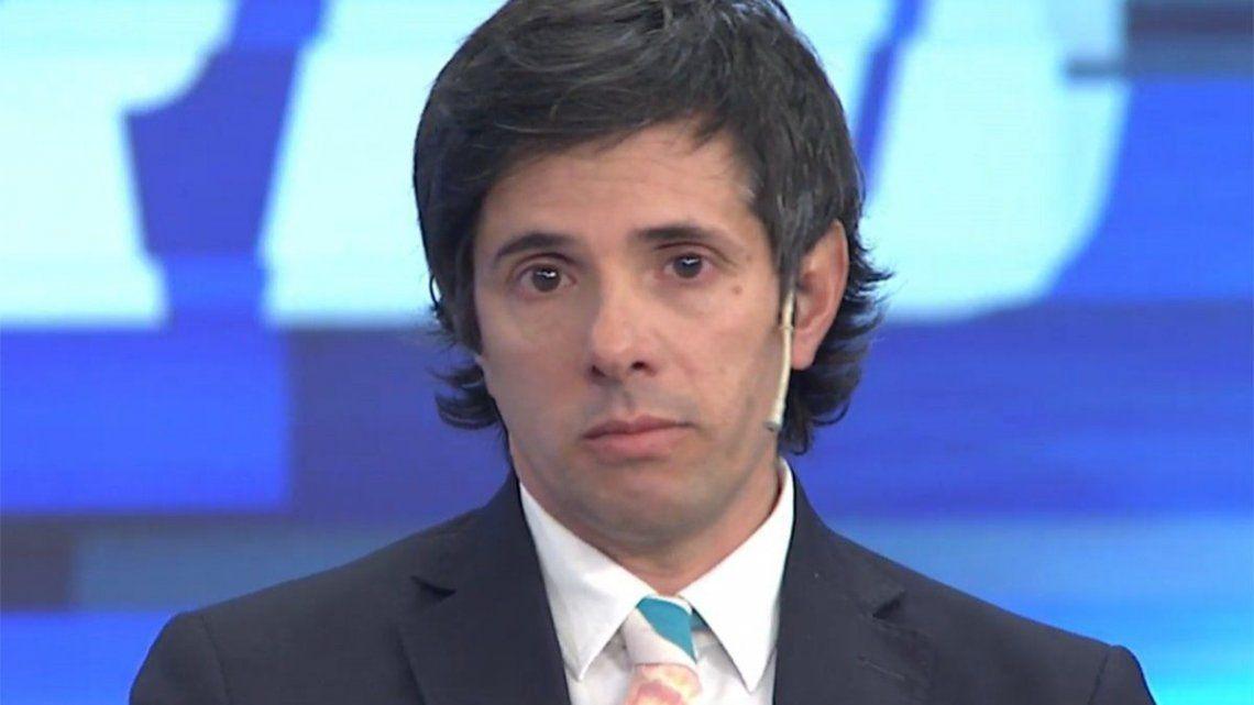 Atacó e insultó a Roberto Funes Ugarte, ahora pidió perdón y se va del país