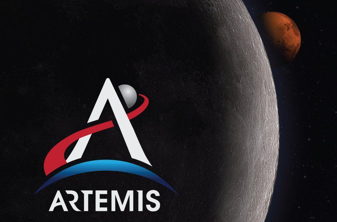 La NASA planea llevar a la primera mujer a la luna en 2024