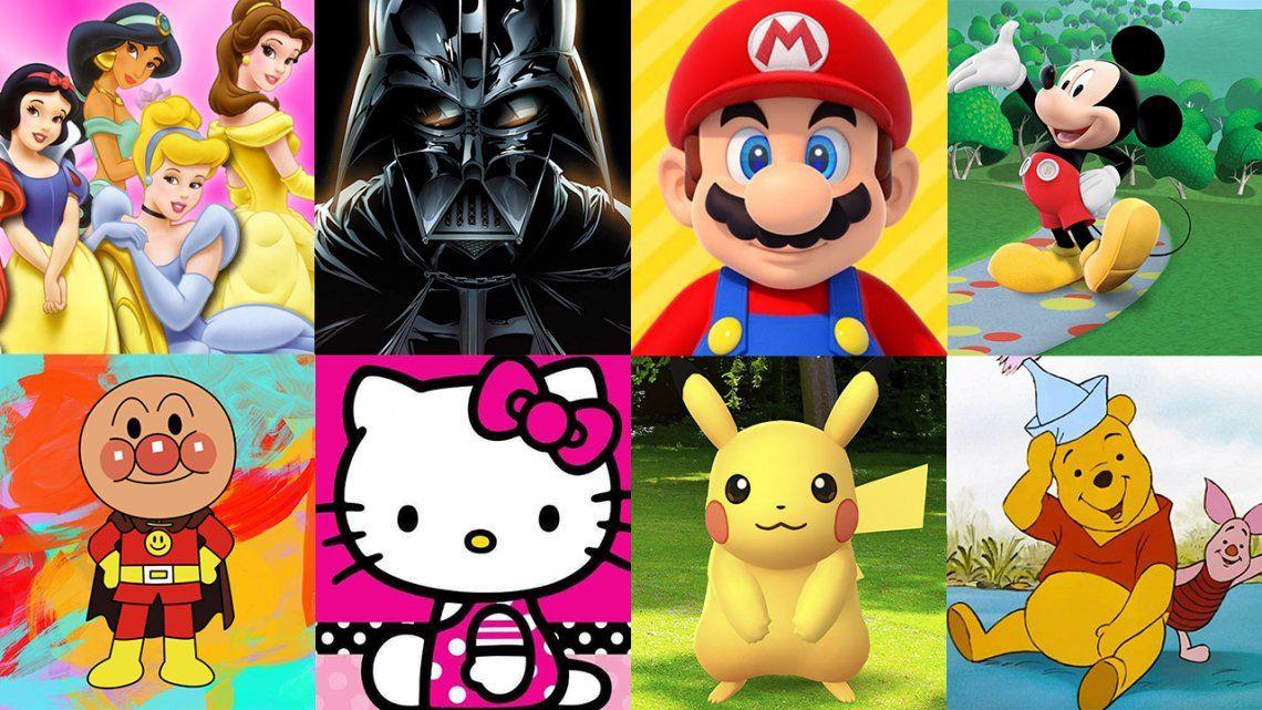 Estas son las 10 franquicias de entretenimiento que más dinero generan