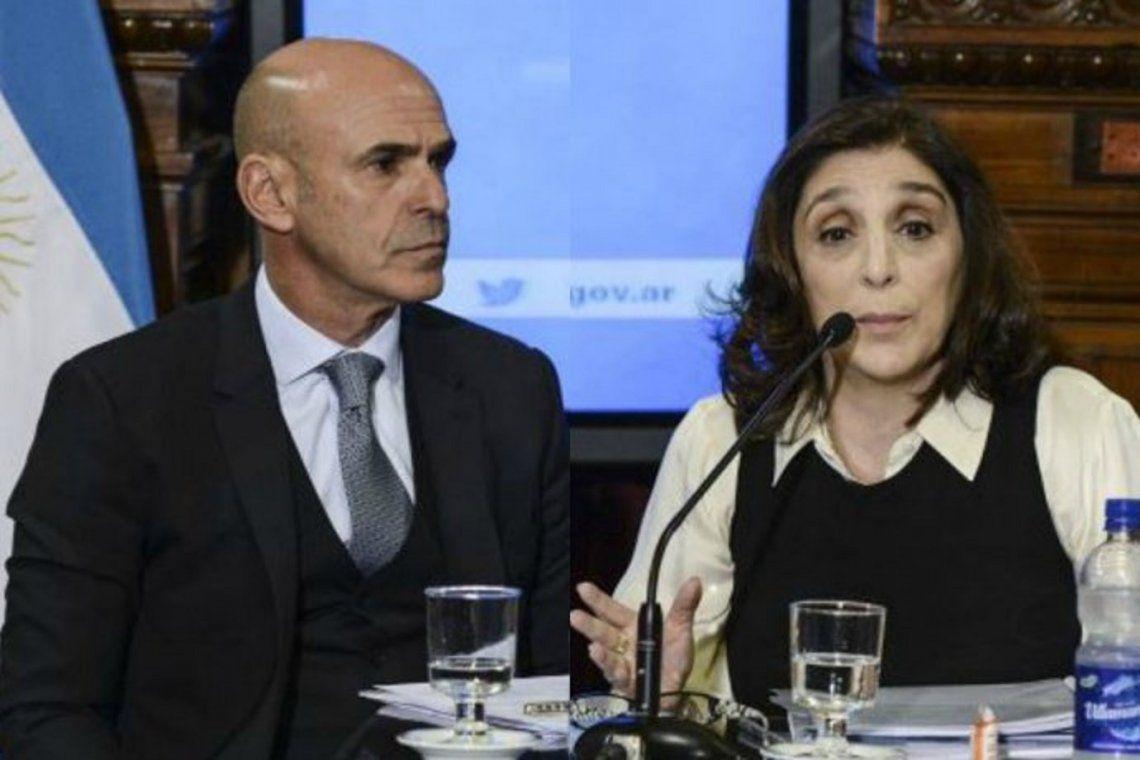 Escuchas ilegales: citan a indagatoria a Arribas y Majdalani,  jefes de la AFI en la gestión Macri