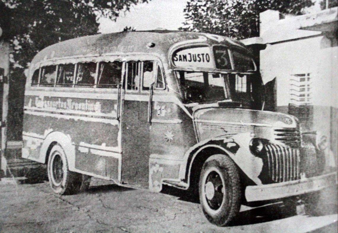 El primer viaje en colectivo en CABA fue el 24 de septiembre de 1928