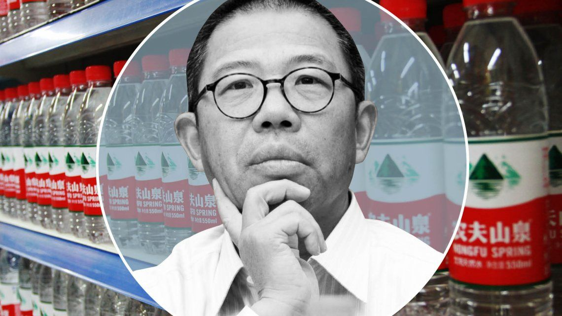 El magnate de las vacunas y el agua embotellada que desplazó al dueño de Ali Babá como el hombre más rico de China
