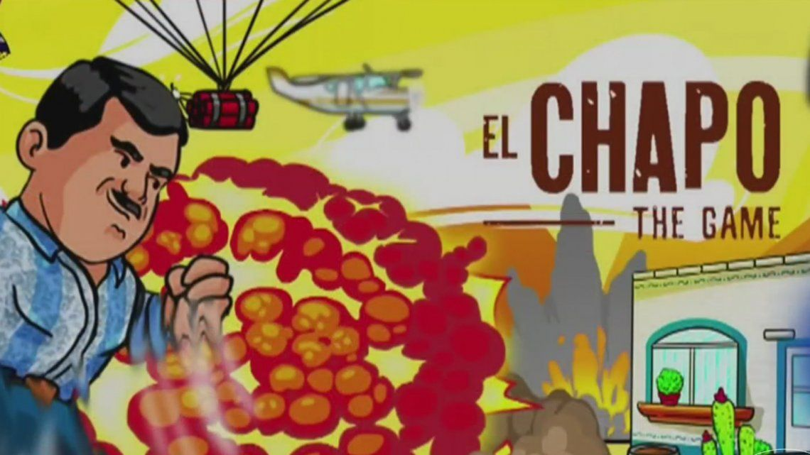 Crean juego sobre el Chapo para fines solidarios