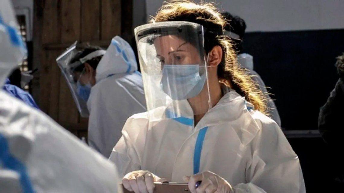 Supercomputadora determinó que las caretas de plástico son ineficaces para prevenir el coronavirus