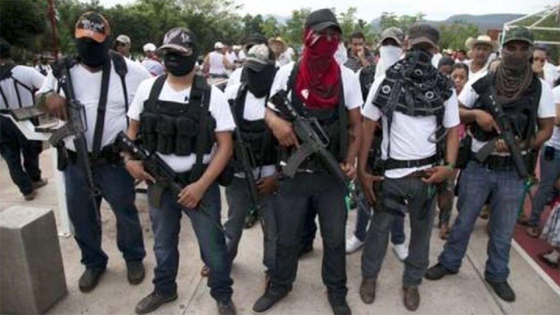 Cártel Jalisco Nueva Generación captura y quema al rostro de uno de los líderes rivales