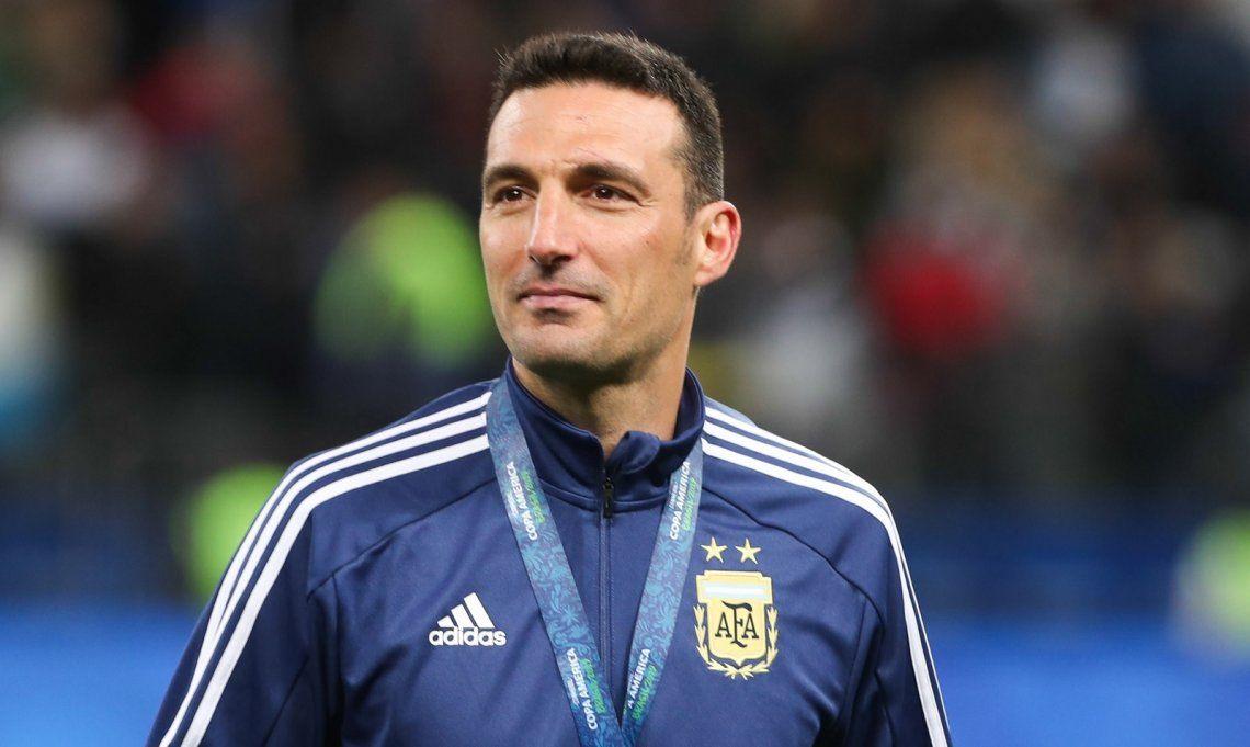 Scaloni adelantó cinco nombres para la convocatoria del fútbol local