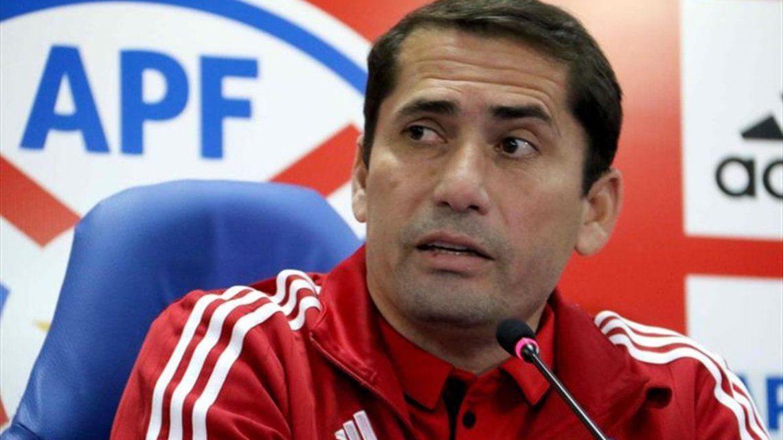 Morinigo reemplazó a Ramón Díaz como técnico de Libertad, el próximo rival de Boca en la Copa