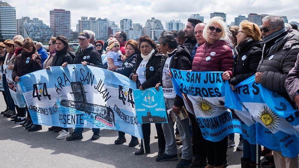 ARA San Juan: familiares espiados prestarán declaración ante la Justicia