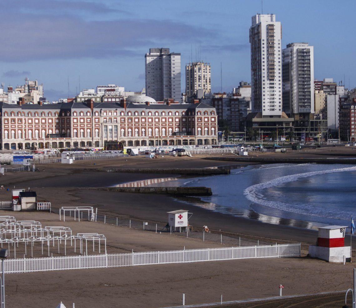Mar del Plata elaboró un plan integral para trabajadores y turistas.