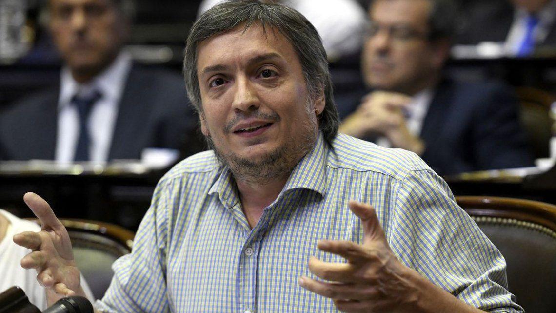 Maximo Kirchner se mete en la interna de JxC: La presidenta del partido de Rodríguez Larreta es Patricia Bullrich