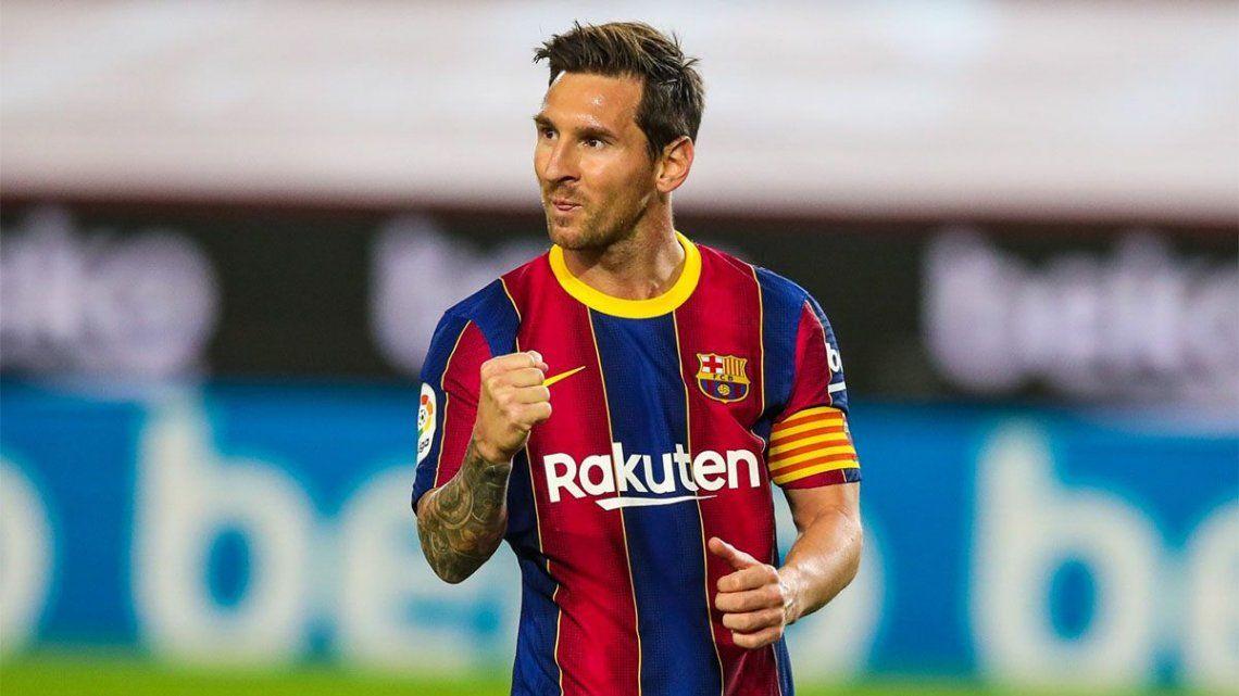 Lionel Messi, autocrítico: Asumo mis errores