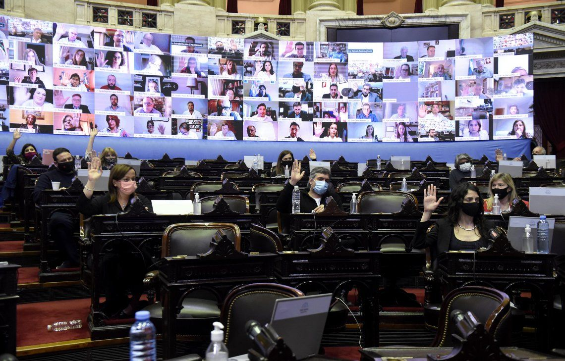 La presencialidad será centro de un debate reglamentario entre diputados del Frente de Todos y Juntos por el Cambio.