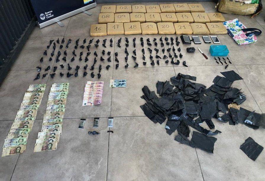 Los operativos con decomiso de sustancias ilegales también se multiplicaron en estos meses.