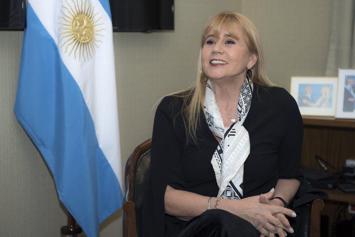 Marcela Losardo repudió los bocinazos en la casa del  ministro de la Corte Suprema