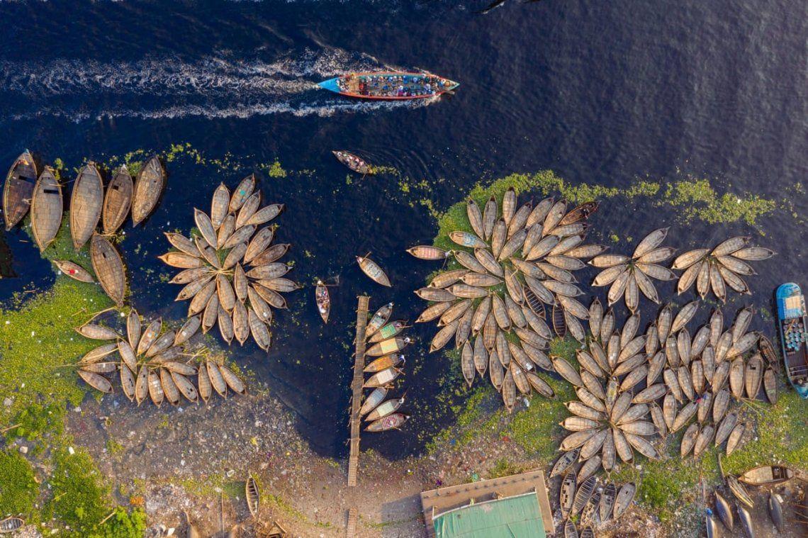 Barcos de Buriganga