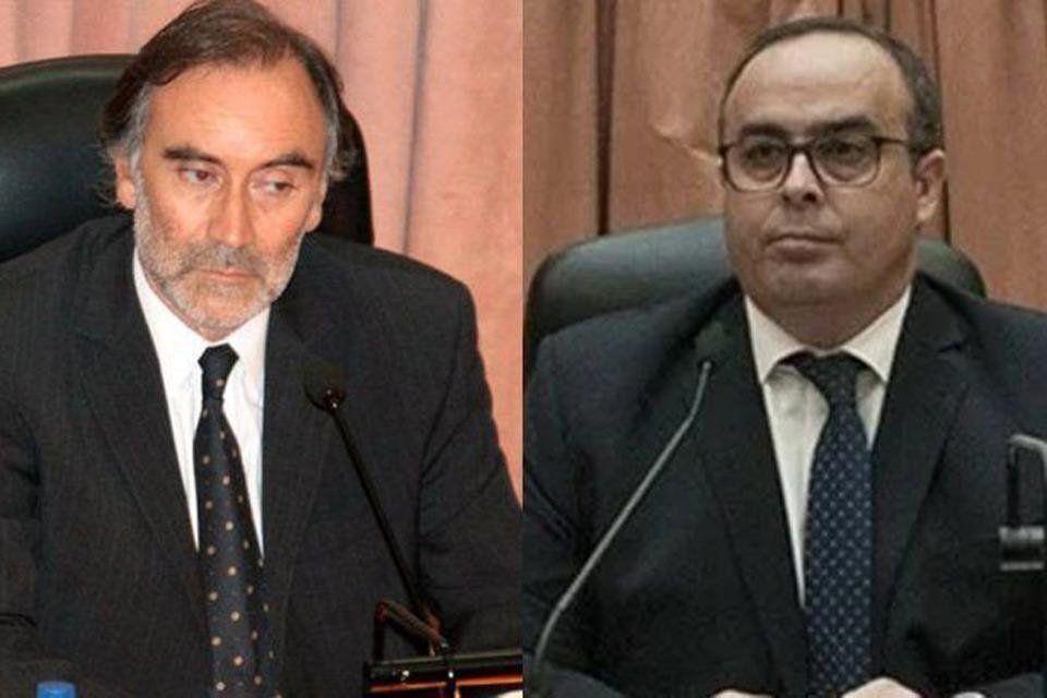 Rechazan pedido de amparo de los jueces Bruglia y Bertuzzi