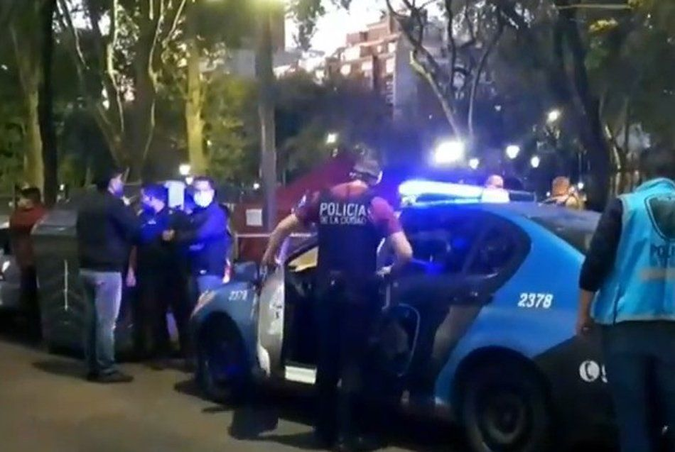 Belgrano: un delincuente muerto tras un tiroteo con policías retirados