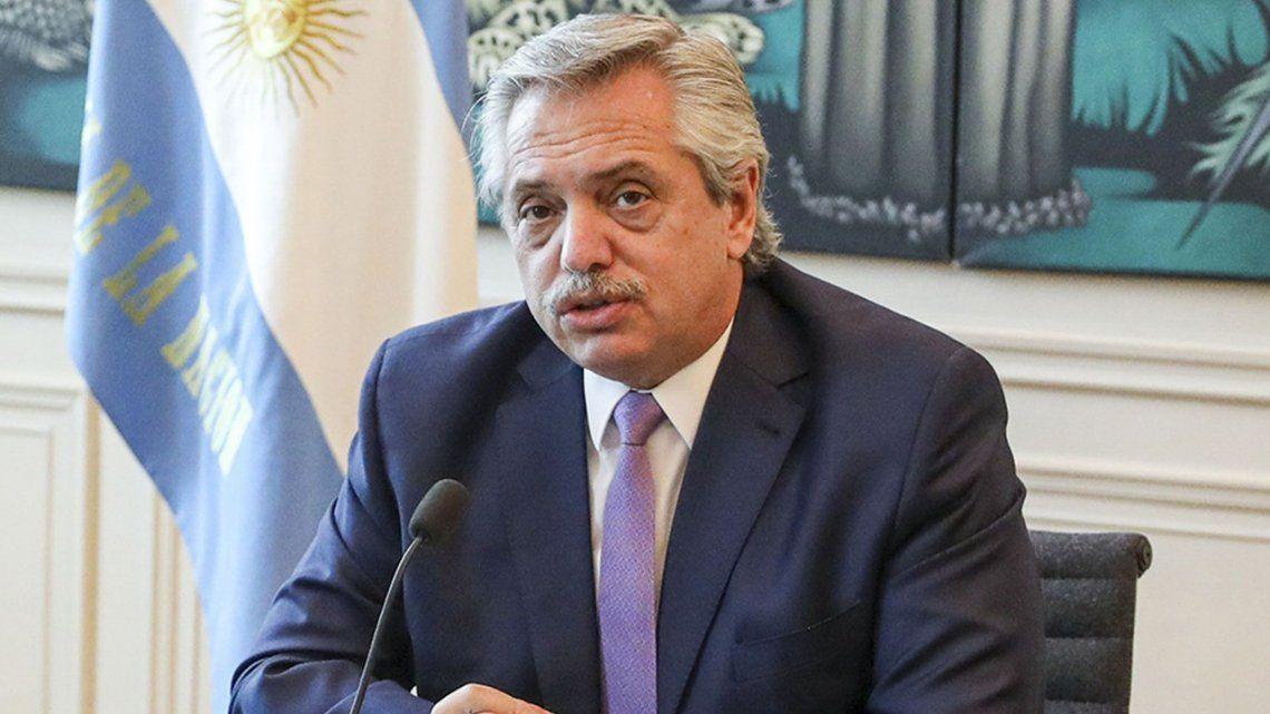 El Presidente expresó sus condolencias a la familia de Juan Roldán, el  policía asesinado