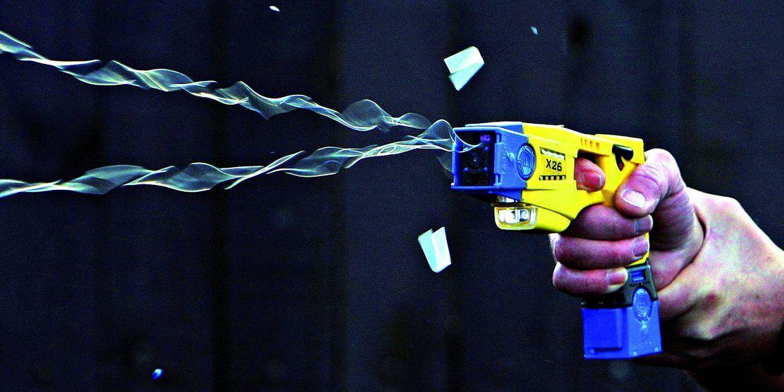 Así funcionan las polémicas pistolas Taser