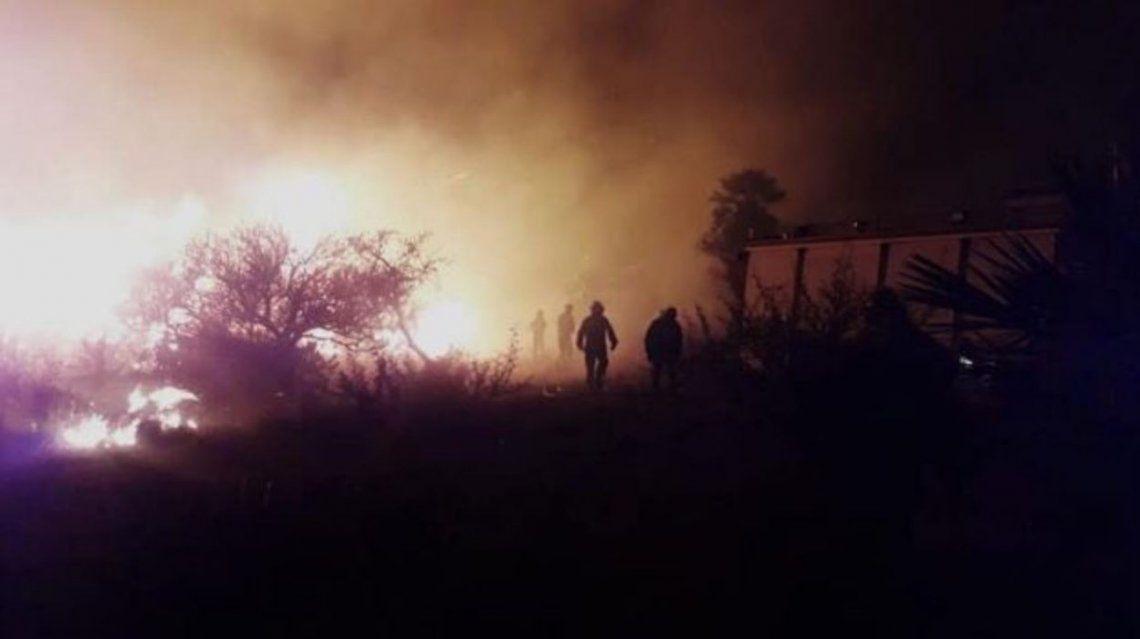 Incendios forestales: seis provincias en jaque, el viento como principal enemigo y la crítica del Gobierno a la Justicia