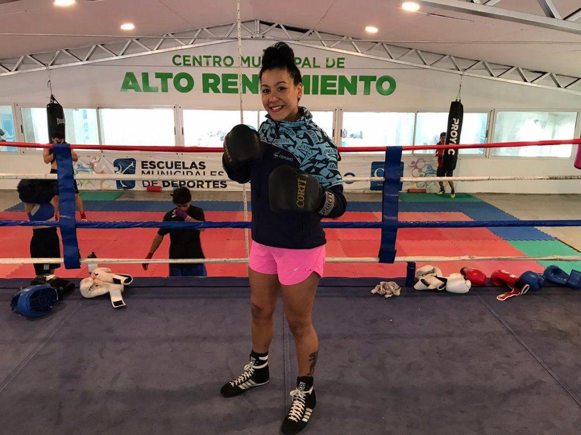Pantera Frías: El boxeo volvió a rescatarme